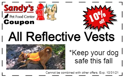 Keep Fido Safe this Fall